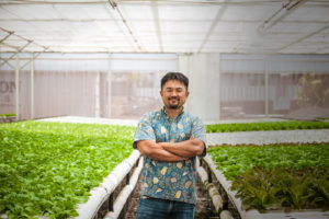 Vincent Kimura, CEO, Inovi Green, Smart Yields