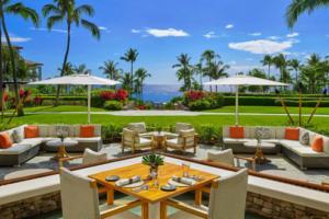 Montage Kapalua Bay and Hotel Wailea Dining