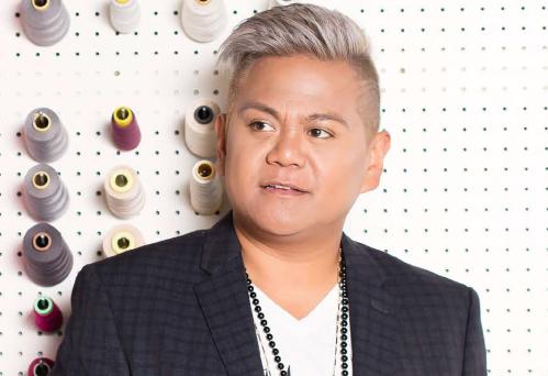 Fashion Designer Kini Zamora