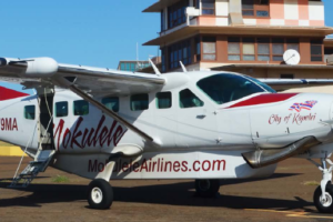 Mokulele Airlines starts passenger service from Kalaeloa Airport
