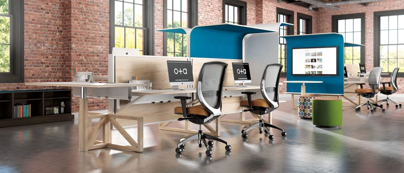 Informed office design