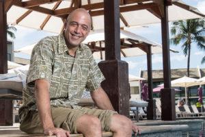 Thomas Foti, general manager Wailea Beach Marriott Resort and Spa