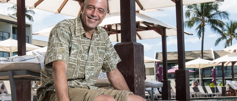 Thomas Foti, general manager Wailea Beach Marriott Resort and Spa