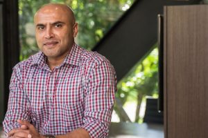 Savan Patel, founder and managing principal Infinium Interiors